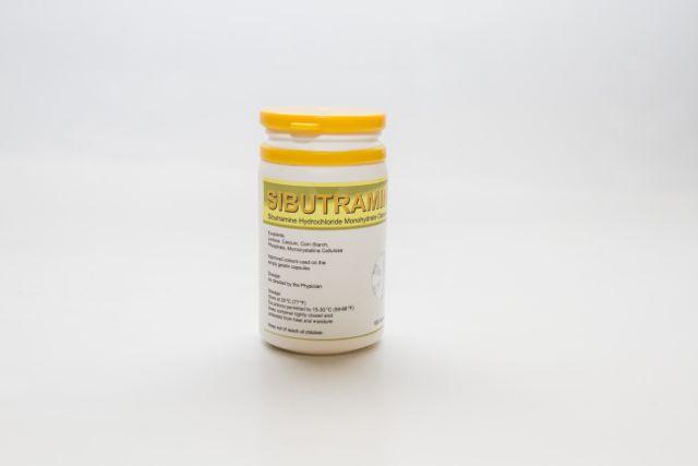 sibutramín