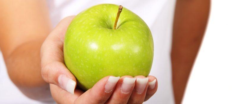 jablečná dieta