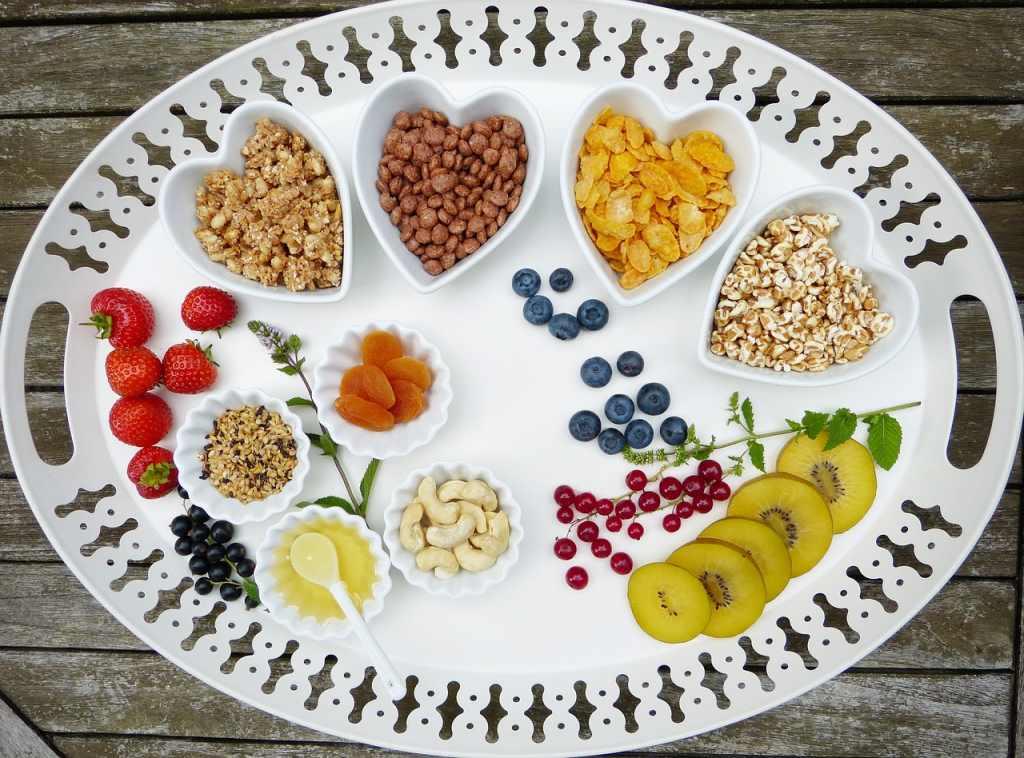 potraviny na hubnutí